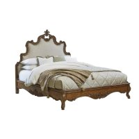 Tyrolean Upholstered Cal King Bed Product Image