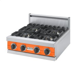 "Pumpkin 24"" Sealed Burner Rangetop - VGRT (24"" Wide, four burner)"