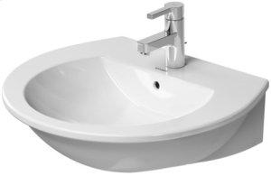 Darling New Washbasin 3 Faucet Holes Punched