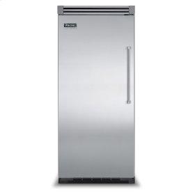 """Stainless Steel 36"""" Quiet Cool™ All Refrigerator - VIRB Tru-Flush™ (Left Hinge Door)"""