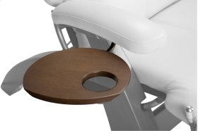 Perfect Chair Accessory Table - Walnut