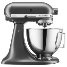 Ultra Power Plus Tilt-Head Stand Mixer - Dark Pewter