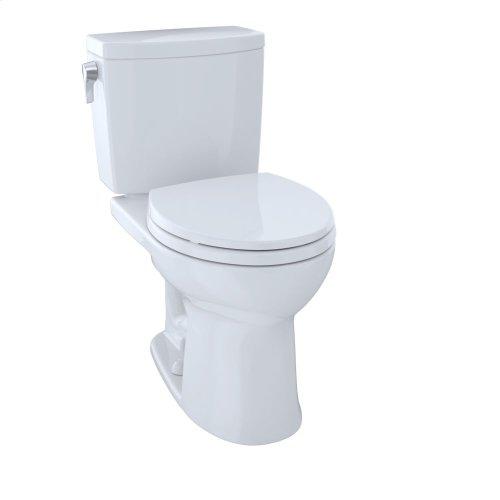 Drake® II Two-Piece Toilet, Round Bowl, 1.0 GPF - Cotton