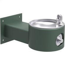 Elkay Outdoor Fountain Wall Mount Non-Filtered, Non-Refrigerated Freeze Resistant
