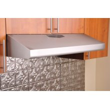 30 Inch Under Cabinet - Brillia CHX30 (290CFM - Push Button)