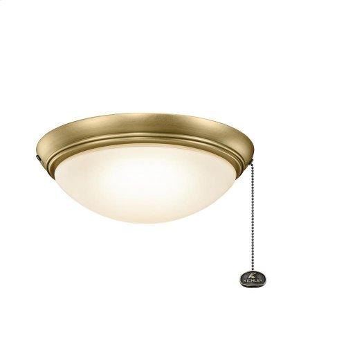LED Low Profile Fan Fixture NBR