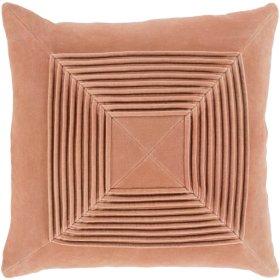 """Akira AKA-005 20"""" x 20"""" Pillow Shell with Down Insert"""