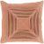 "Additional Akira AKA-005 20"" x 20"" Pillow Shell with Polyester Insert"