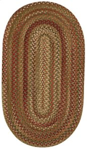 Homecoming Evergreen Braided Rugs
