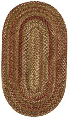 Homecoming Evergreen Braided Rugs