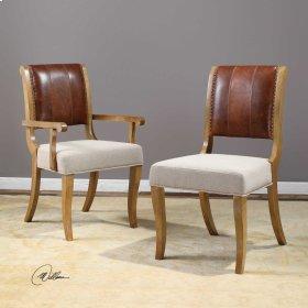Carson, Armless Chair