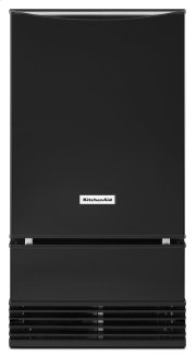 18'' Automatic Ice Maker - Black Product Image