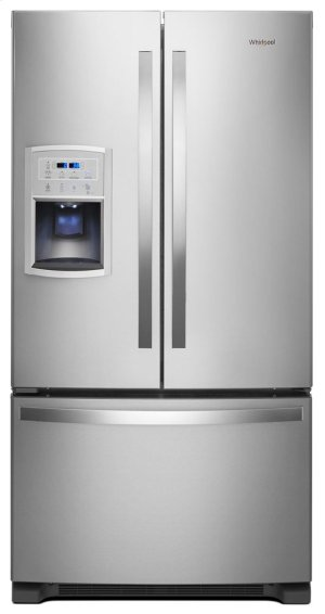 36-inch Wide Counter Depth French Door Refrigerator - 20 cu. ft. Product Image