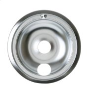 "ELECTRIC RANGE DRIP BOWL - 8"" CHROME Product Image"