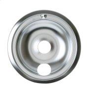 "ELECTRIC RANGE DRIP BOWL - 8"" CHROME Product Image"