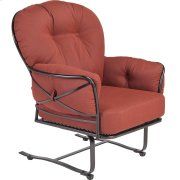 Spring Based Lounge Chair Product Image