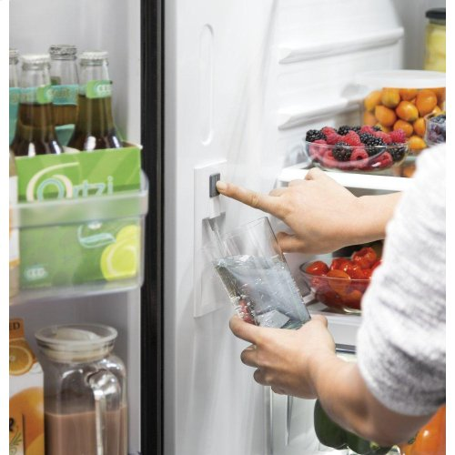 GE® ENERGY STAR® 24.7 Cu. Ft. French-Door Refrigerator