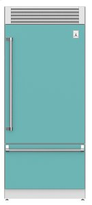 KRPR36_36_Bottom-Mount-Refrigerator_Top-Compressor_Pro_RightHand(BoraBora) Product Image