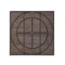 Eldridge Wall Clock