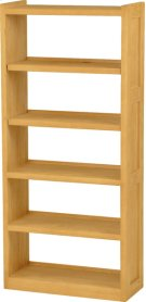 Open Back Bookcase Product Image