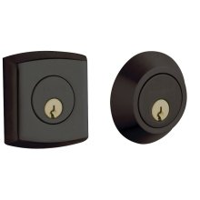 Oil-Rubbed Bronze Soho Deadbolt