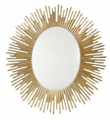 Salon Oval Mirror