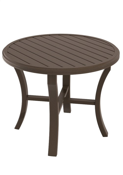 """Banchetto 36"""" Round Dining Table"""