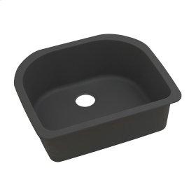 "Elkay Quartz Classic 25"" x 22"" x 8-1/2"", Single Bowl Undermount Sink"