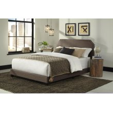 Trinity Queen Upholstered Bed