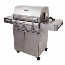 Elite Series 3-Burner Gas Grill