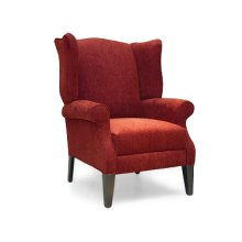 Push Back Wing Chair