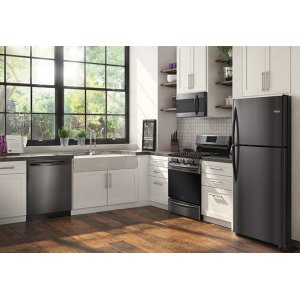 Frigidaire Four Piece Kitchen Appliance Package