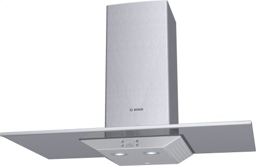"36"" Wall Mount Chimney Hood 800 Series - Glass Canopy DKE9665PUC"