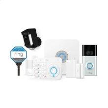 Deluxe Alarm Protection Kit - Black