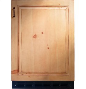 "24"" Custom Panel Bar Refrigerator"