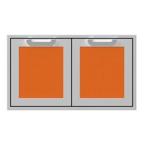 """Hestan36"""" Hestan Outdoor Double Access Doors - Agad Series - Citra"""