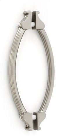 Fiore Back-to-Back Pull G1476-6 - Satin Nickel