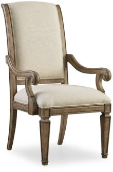 Solana Upholstered Arm Chair