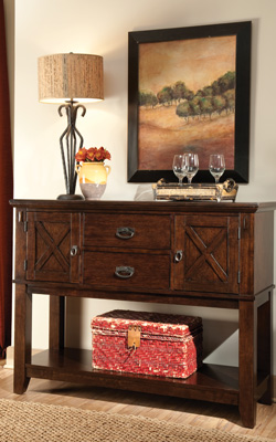 Sideboard & Hutch