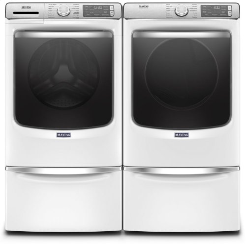 Maytag Premium Front Load Laundry Package