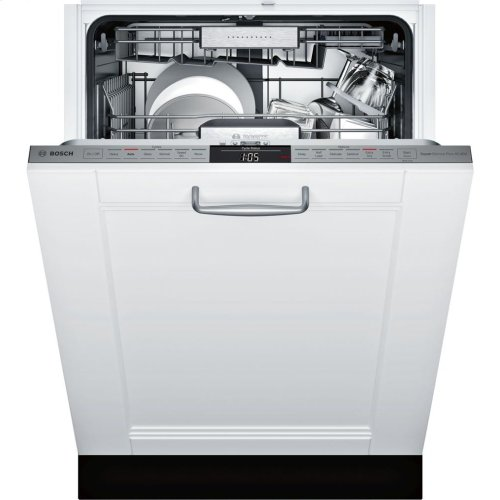 Benchmark® fully-integrated dishwasher 24'' Stainless steel SHV88PW53N