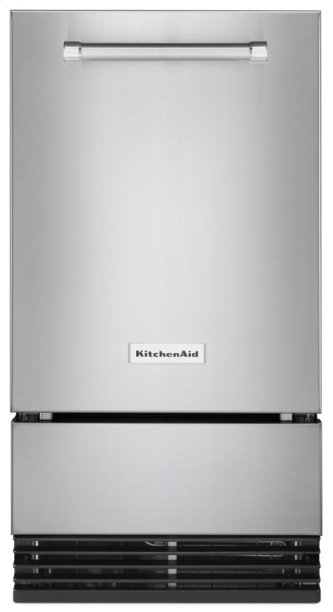 18'' Automatic Ice Maker with PrintShield Finish - Stainless Steel with PrintShield(TM) Finish