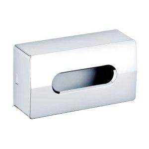 Tissue box - chrome-plated