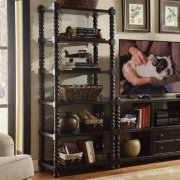 Alvaro - Bookcase Pier - Sable Finish Product Image
