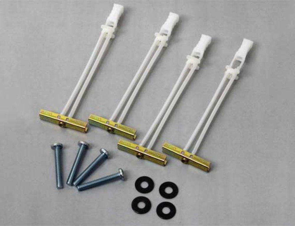 Ssmk1 Sanus Universal Steel Stud Mounting Kit For Tilting