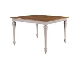 "Gathering Table With 30"" Legs W/18""butterfly Leaf"