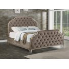 Vogue Queen Fully Upholstered Bed Product Image