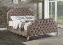 Vogue Queen Fully Upholstered Bed