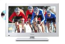 "Toshiba 24V4260U - 24"" class 1080p 60Hz TV/DVD Combo"