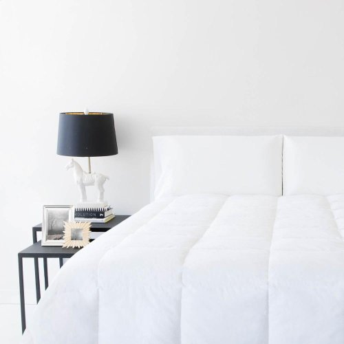 Down Blend Comforter - Twin